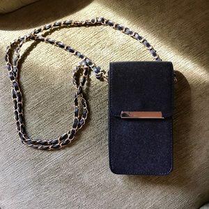 Handbags - Cellphone/card holder shoulder strap